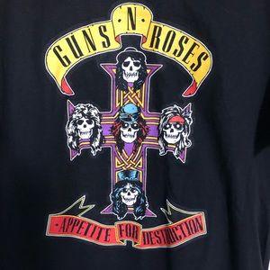 Other - 🎈2/25🎈NWOT Men's Guns N Roses T-Shirt size L